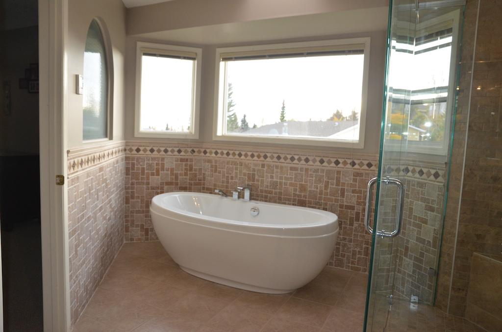 Bath Tub Install