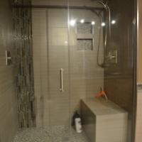 Tile Shower Renovation