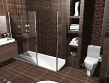 Bathroom renovation idea